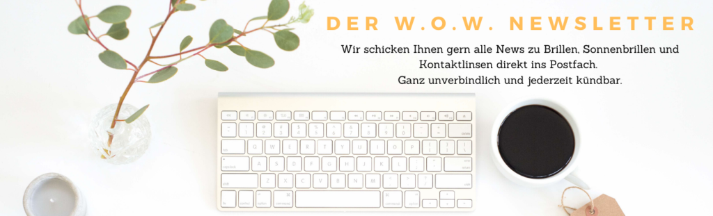 newsletter WOW Optik